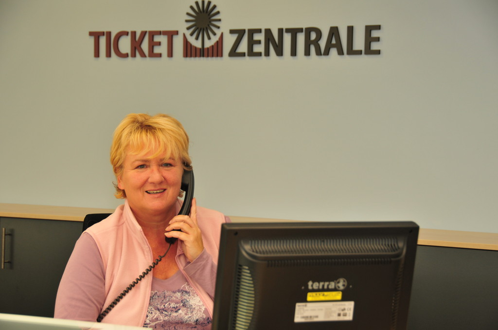 Ticket Zentrale Limburg